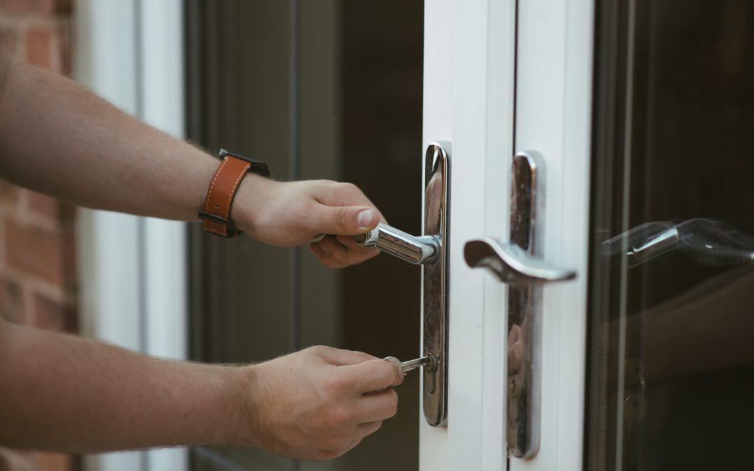 5 Tips Verbouwing : Houd de inbreker buiten met deze tips help ik ga verbouwen