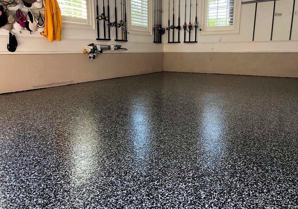 Dit is wat je moet weten over een epoxy vloer
